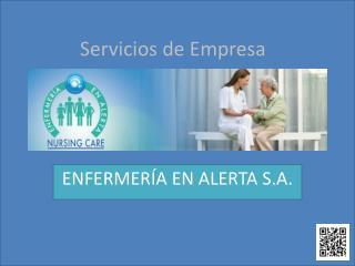 Servicios de Empresa