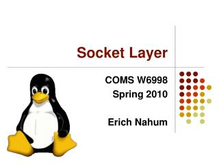 Socket Layer