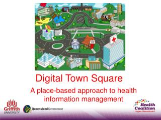 Digital Town Square
