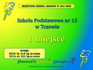 Szkoła Podstawowa nr 12 w Tczewie