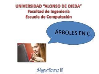 ÁRBOLES EN C