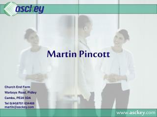 Martin Pincott