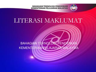 LITERASI MAKLUMAT