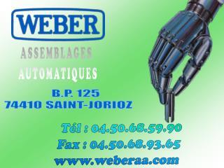 B.P. 125 74410 SAINT-JORIOZ