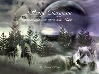 Serge Reggiani Les loups sont entrés dans Paris