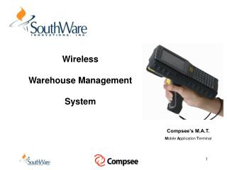 Wireless  Warehouse Management  System