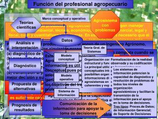 Marco conceptual y operativo