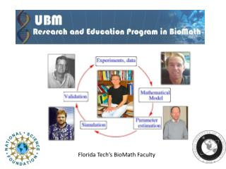 Florida Tech's BioMath Faculty