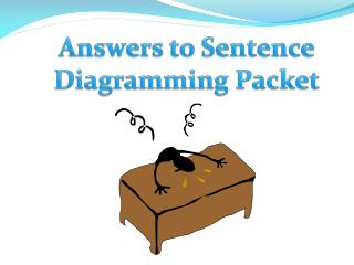 Answers to Sentence Diagramming Packet