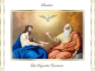 Ciclo C Solemnidad de la Santísima Trinidad