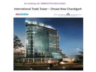 International Trade Tower – Omaxe New Chandigarh