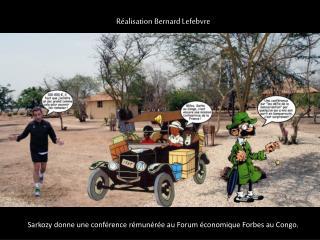 R�alisation Bernard Lefebvre