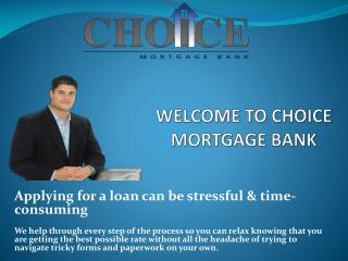 Choice Mortgage Bank
