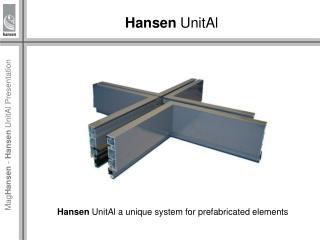 Hansen  UnitAl
