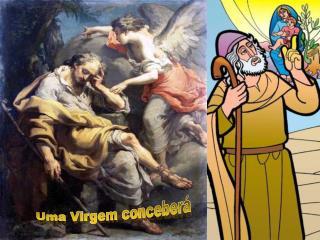 Uma Virgem conceber�