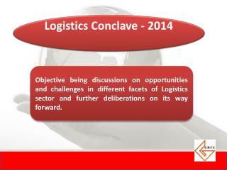 Logistics Conclave - 2014