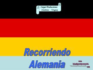 Recorriendo Alemania