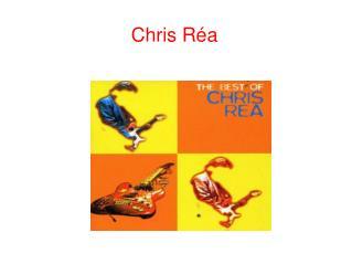 Chris Réa