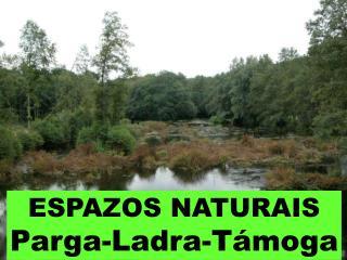 ESPAZOS NATURAIS Parga-Ladra-Támoga