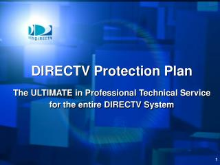 DIRECTV Protection Plan