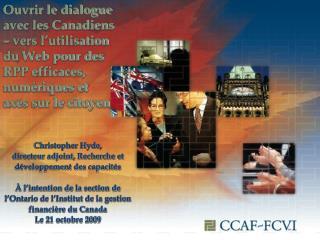 Fondée en 1980 comme « Fondation canadienne pour la vérification intégrée»