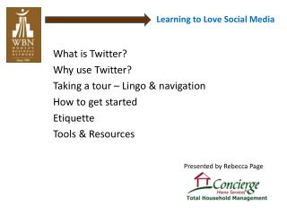 Learning to Love Social Media