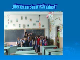 Proiect National  de educatie pentru sanatate  adresat elevilor clasei I si parintilor acestora