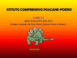 ISTITUTO COMPRENSIVO PISACANE-POERIO