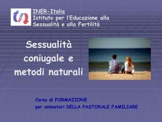 INER-Italia Istituto per l'Educazione alla Sessualità e alla Fertilità