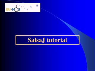 SalsaJ tutorial