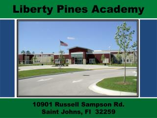 Liberty Pines Academy