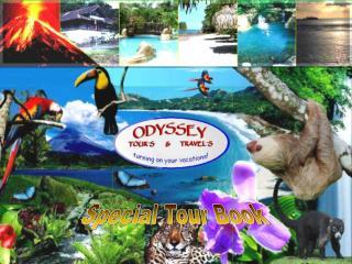 Special Tour Book