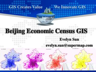 Beijing Economic Census GIS