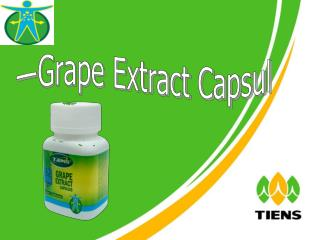 Grape Extract Capsul