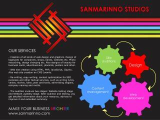Sanmarinno  Studios