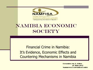 NAMIBIA ECONOMIC SOCIETY