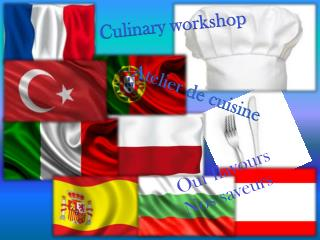 Culinary  workshop