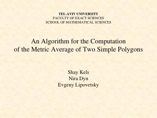 Approximation of  set-valued functions  (N. Dyn, E. Farkhi, A. Mokhov)