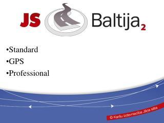Standard GPS Professional