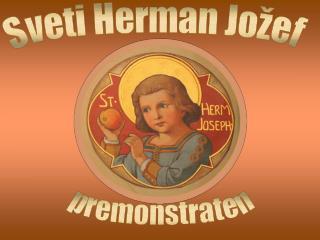 Sveti Herman Jožef