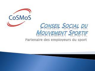 Conseil Social du Mouvement Sportif