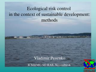 Ecological risk control  in the context of sustainable development: methods