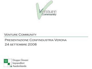 Venture Community