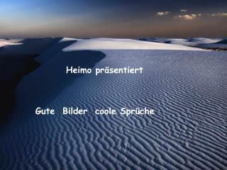 Heimo präsentiert