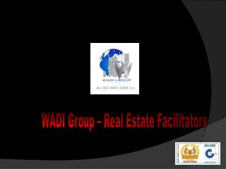 WADI Group – Real Estate Facilitators