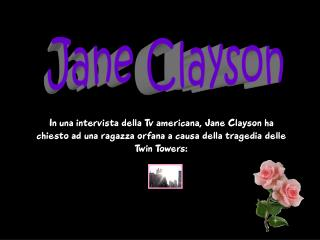 Jane Clayson