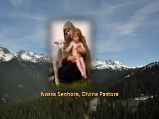 Nossa Senhora, Divina Pastora