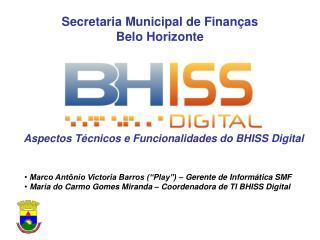 Secretaria Municipal de Finanças  Belo Horizonte