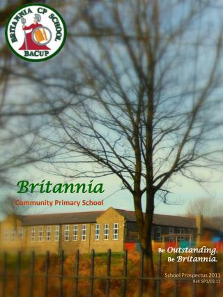 Britannia Community Primary School
