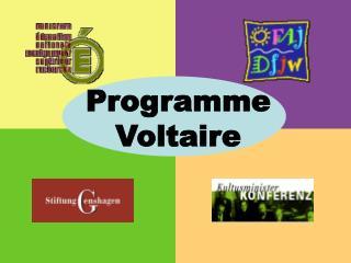 Programme Voltaire